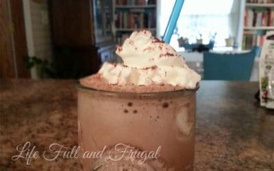 Make Expensive Iced Coffees at Home - Life Full and Frugal