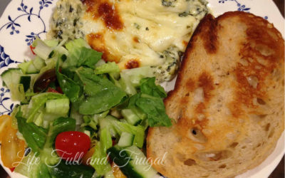 Spinach Artichoke Chicken Recipe - Life Full and Frugal
