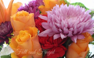 The Frugal Bouquet