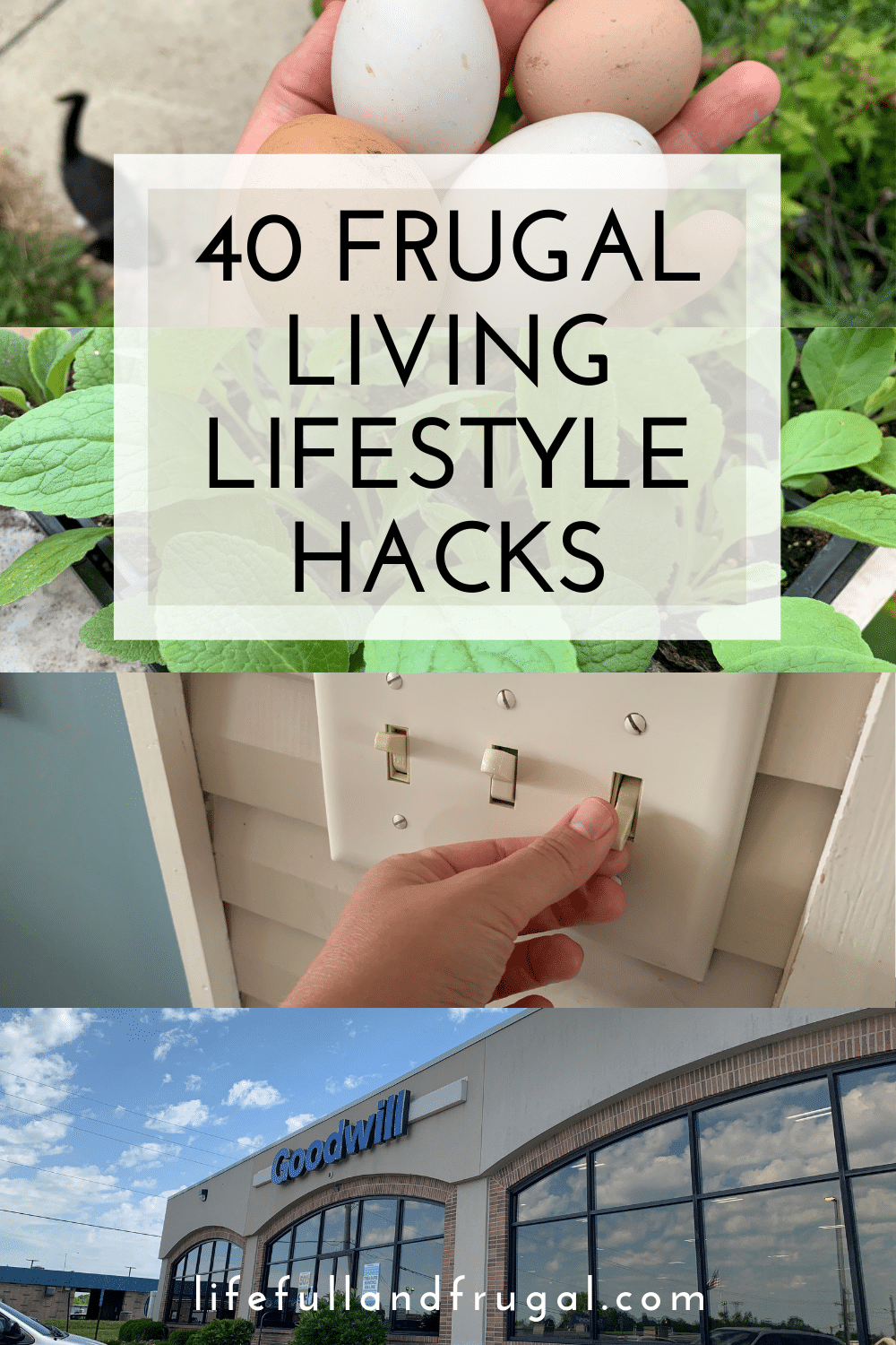 40 frugal living lifestyle hacks life full and frugal