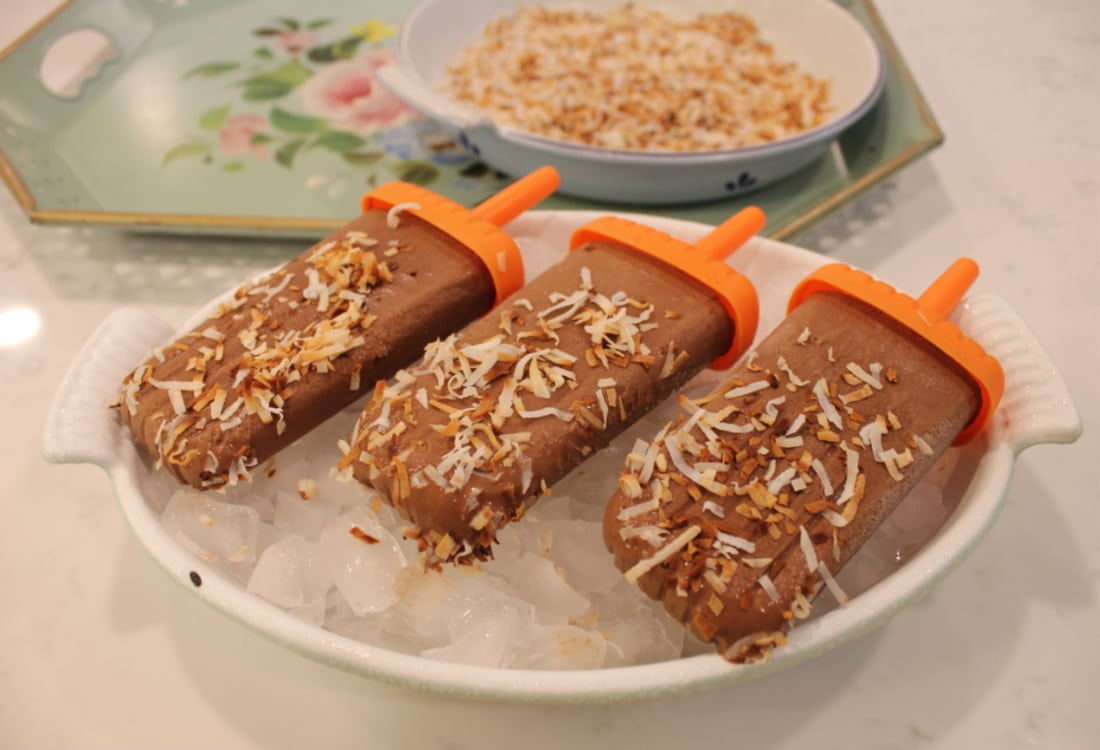 homemade coconut fudgesicles life full and frugal