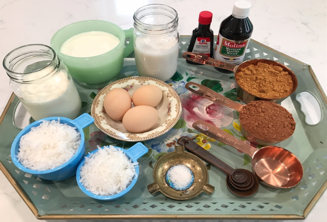 toasted coconut fudgesicle ingredients life full and frugal
