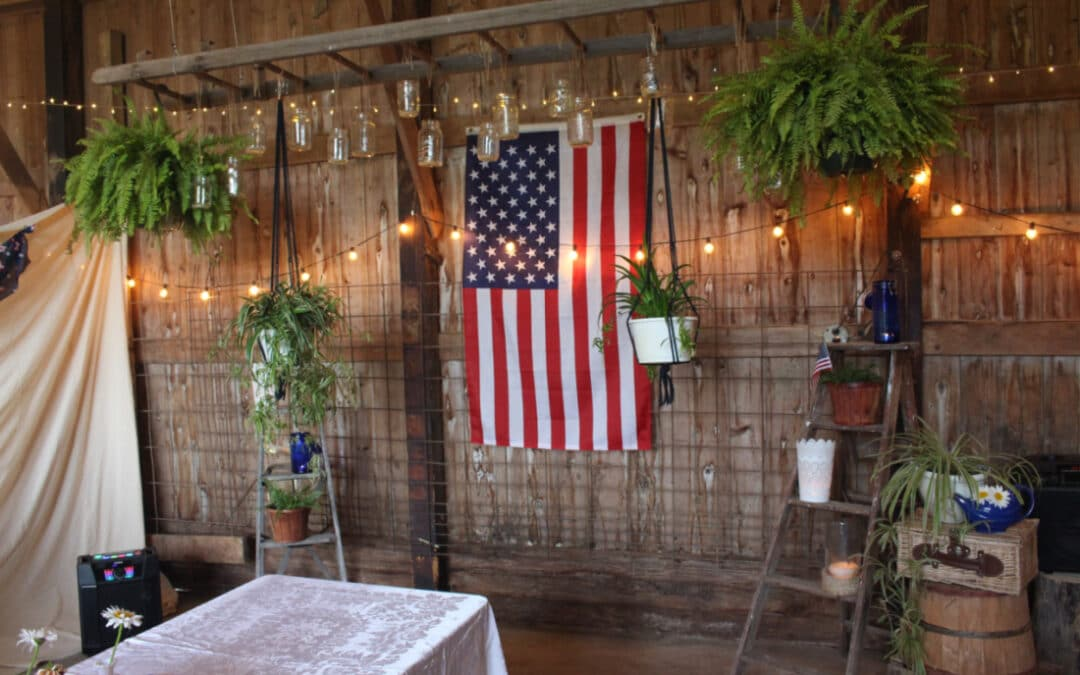 How to Throw a Beautiful and Frugal 4th of July Party