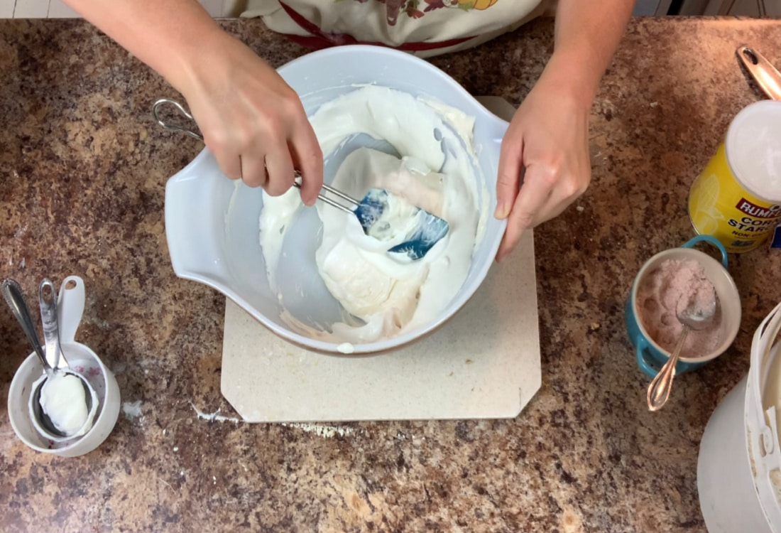 making cream cheese filling life full and frugal