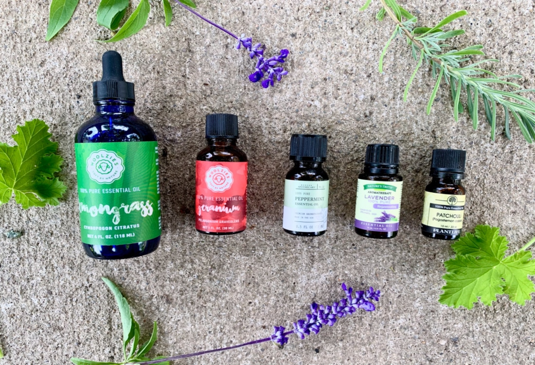 essential oils for homemade mosquito repellent life full and frugal