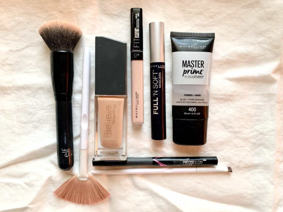 frugal drugstore makeup and makeup brushes life full and frugal