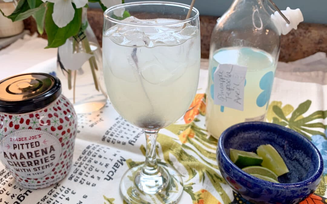 How to Make Lacto-Fermented Tepache