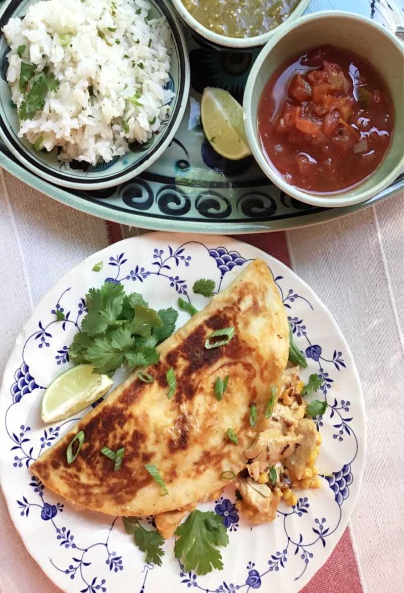 easy weeknight chicken tacos life full and frugal